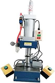 GLT-80 0.3x0.2inch Tracheal Diameter 110V 660LB Pneumatic Punch Press Machine Metalworking Tooling