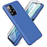 Ikziwreo - Case for Samsung Galaxy A52 (4G & 5G) + [Pack of