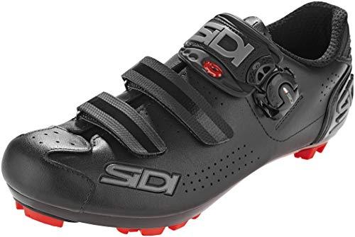 Sidi Trace 2 MTB Schuhe, Schwarz (schwarz / schwarz), 39.5 EU