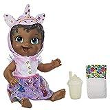 Boneca Baby Alive Tinycorn Unicórnio Negra - E9166 - Hasbro