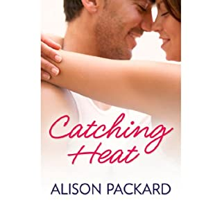 Catching Heat audiobook cover art
