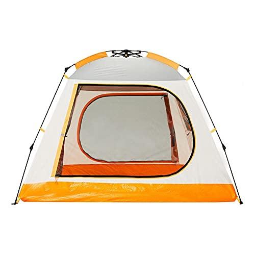 XinBao Carpa para Acampar Al Aire Libre Picnic En La Playa Equipo Grueso Carpa para Dos Personas de Apertura Rápida Automática 74.80x74.80x55.11 Pulgadas