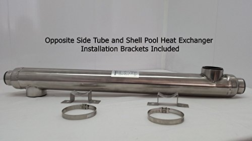 Check Out This Badgerpipe Titanium Tube and Shell Heat Exchanger (85 os)