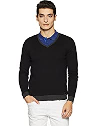 Gas Mens Cotton Cardigan