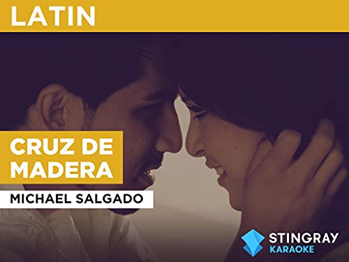 Cruz De Madera in the Style of Michael Salgado