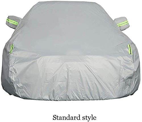 La cubierta automóvil funciona cubierta sedán Mercedes-Benz