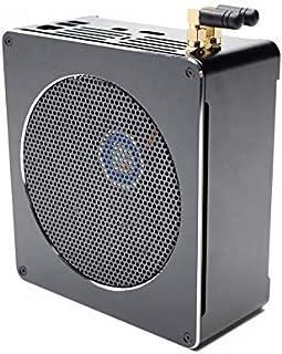 emini NUC Mini PC, Intel i7 8th Generation 8750H Hexacore (6 Core), 9M Cache, 2.2GHz upto 4.1GHz Turbo, 8GB RAM, 1 TB HDD