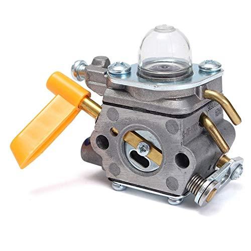 KGDUYH Carburador de motocicleta carburador OEM carburador carburador para Zama C1U-H60E Ryobi Homelite 26/30cc Trimmer 308054013 m20 para coches y cortacésped (color: A)