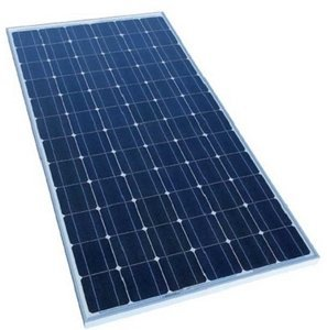 Waaree 100 Watt 12 Volt Polycrystalline Solar Module/Solar Panel