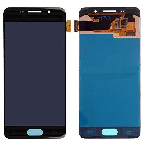 YEEWEN Spare Piezas de Repuesto para Samsung Galaxy A3 (2016) / A310F Pantalla LCD + Asamblea de digitalizador de Pantalla táctil (Talla : Negro)