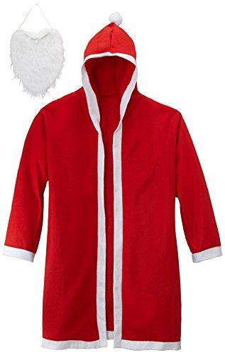 Cesar - K118-001 - Costume - Déguisement - Père Noël - Taille Unique