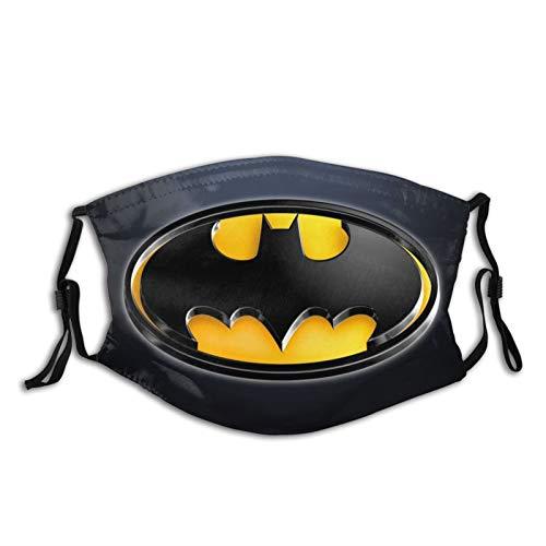 BAT Outdoor Mask Protective Activated Carbon Filters Adult Men Women Adjustable Bandana -08