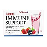 Dr. Sinatra's Cardio Immune Support Delivers Daily Immune Support with 1,000 mg of Vitamin C Plus Electrolytes and Minerals in One Packet Per Day (30 Packets)