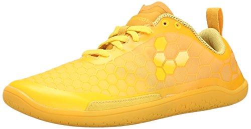 Vivobarefoot Women's Evo Pure Walk Shoe, Yellow, 37 EU/6.5-7 M US