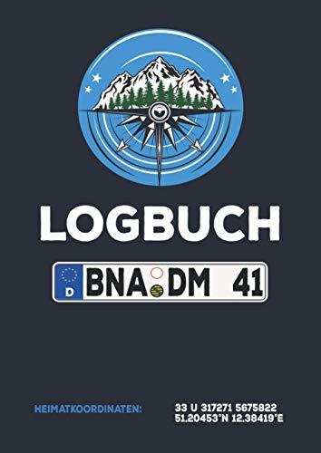 Wohnwagen Logbuch