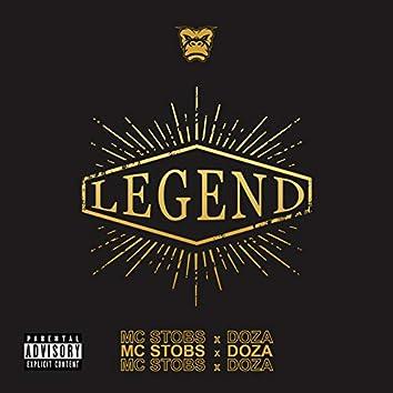 Legend (feat. DOZA & Stobs Beats)