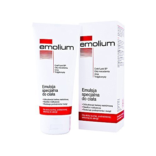 Emolium Special Emulsion for Atopic, Sensitive, Dry Skin 200ml by Emolium