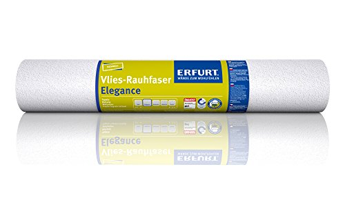 1 Rolle ERFURT VLIES-RAUHFASER ELEGANCE - 1 x Vlies Rau