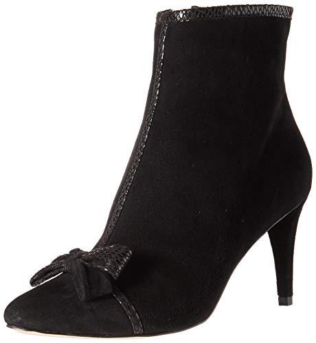 Karl Lagerfeld Paris Damen Mona Stiefelette, schwarz, 38 EU