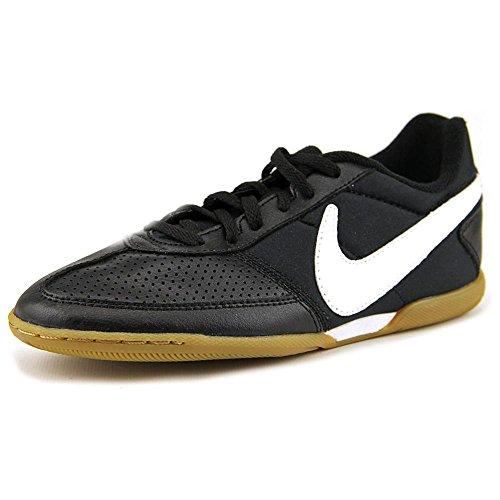 Nike Nike 580452-010 Futsalschuhe, Kinder, Schwarz (Black/White), 37