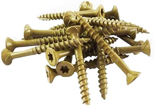 WoodPro Fasteners AP8X112 5 T20 5 Pound Net Weight 8 By 1 1 2 Inch All Purpose Wood Construction Screws 1050 Piece