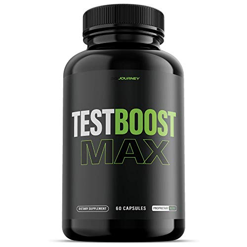 Test Boost Max for Men Supplement (60 Capsules)