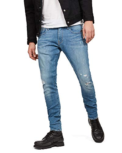G-STAR RAW Herren Revend Super Slim Jeans