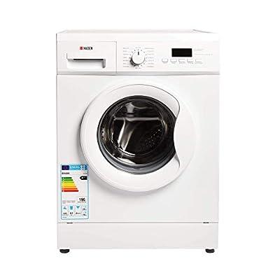 Haden HW1408 Washing Machine – Freestanding Multifunction Front Loading Washer, 1400rpm Spin, 8kg Load, White -SJ101