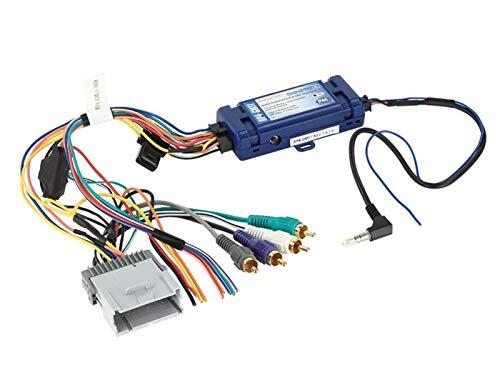 CAN-Bus + stuurwiel afstandsbediening adapter RP4-GM11 (C2R-GM24+SWI-RC) adapter GMC