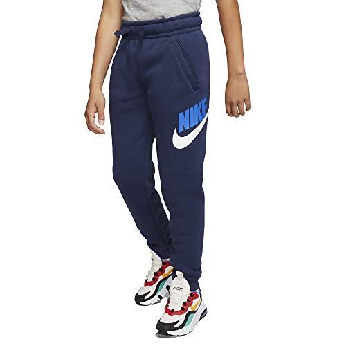 Nike CJ7863-410 Pantaloni della Tuta, Midnight Navy, Medium Bambino