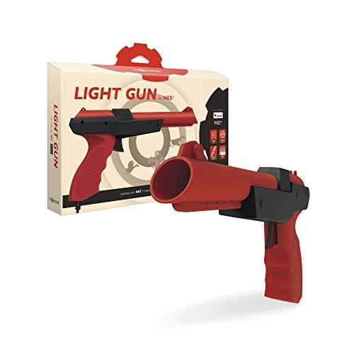 Tomee : Pistola Zapper Gun Para Consola Nintendo NES / Famicom (Duck Hunt, Gumshoe...)