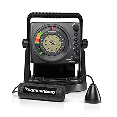 Humminbird ICE-45 Three Color Flasher with LCD