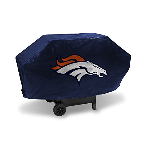 Unbekannt NFL Deluxe Grill Cover, BCB1601, Denver Broncos, 68-inches Wide x 21-inches Deep x 35-inches High
