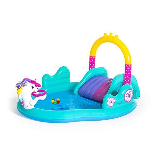 Bestway 53097 Piscinetta per bambini Magico Unicorno, 2 anni+