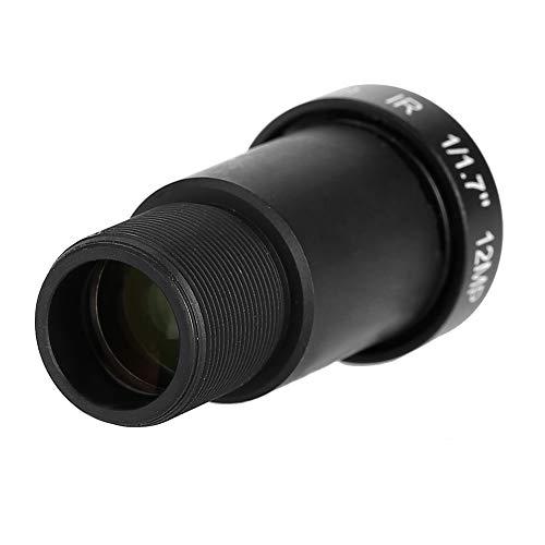 8 mm 12 MP SLR-camera met vaste focus, UHD F1.8 M12x0.5-vervangende groothoekzoomlens, camerasysteem voor beveiliging voor intelligente systeemcamera's