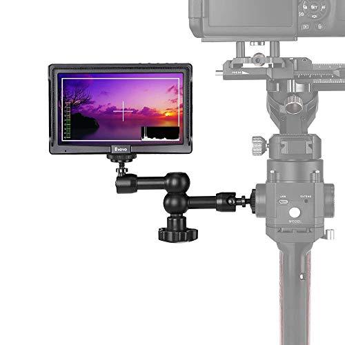 Eyoyo Cámara Monitor E5 5 Pulgadas 4K HDMI 1920x1080 Mini Field Monitor DSLR Campo Video IPS Monitor para Sony A6 A7 GH4 GH5, Canon 5D Nikon,Zhiyun Estabilizador Gimbals (E5 1920x1080)