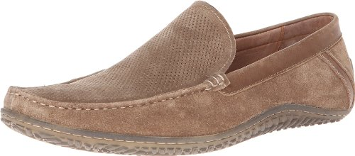 Kenneth Cole New York Men's Don't Know Jack Slip-On Loafer,Taupe,8.5 M US