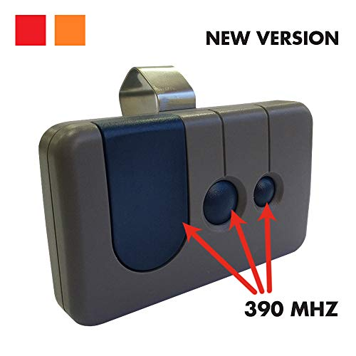 Buy Bargain Garage Door Opener Visor Remote Control Replacement for LiftMaster 91LM 92LM 970LM 971LM...