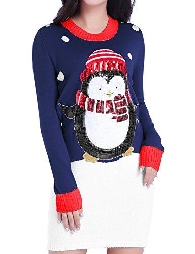 v28 Women Christmas Sweater