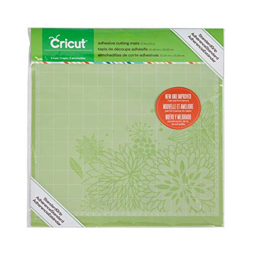 Cricut Cutting Mats - 12' x 12' Standard Grip Cutting Mat (2...