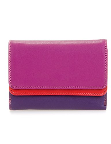 Portafoglio donna mywalit - Double Flap Purse/Wallet - 250-75 Sangria Multi
