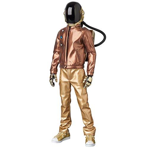 RAH リアルアクションヒーローズ DAFT PUNK DISCOVERY Ver.2.0 GUY-MANUEL de HOMEM-CHRISTO ABS&ATBC-PVC...