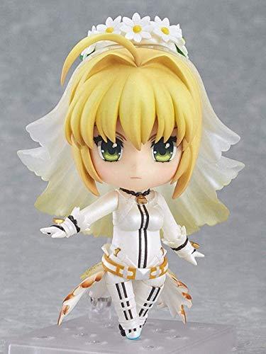 WUluMEI Schicksal/Tatsachen Übernachtung CCC Säbel Braut Lily Nero Null Brautkleid Ver. 387# Jeanne D Arc PVC Actionfigur Modell Spielzeug