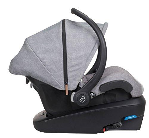 Maxi-Cosi Mico Max Plus Infant Car Seat, Nomad Grey