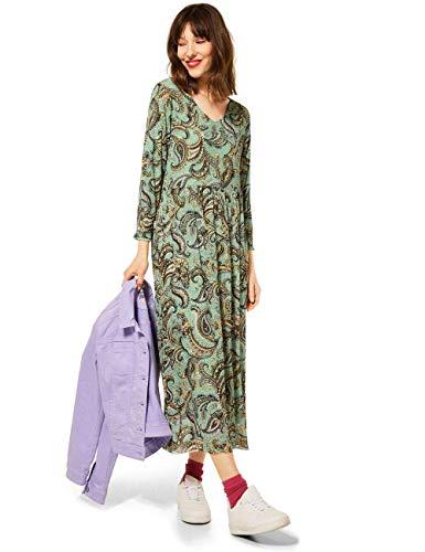 Street One Damen Kleid, Faded Green