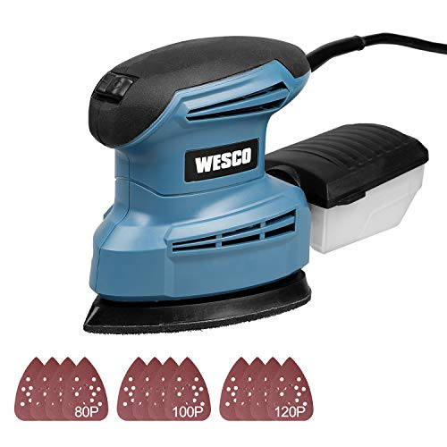 WESCO WS4067U Mouse Detail Sander