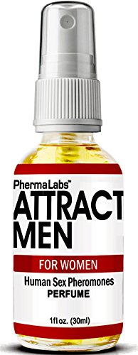 PhermaLabs Pheromones Perfume For Women- 1.0 oz- Attract Men Instantly- Highest Concentration Of Pheromones Possible - Fresh & Long-lasting Smell