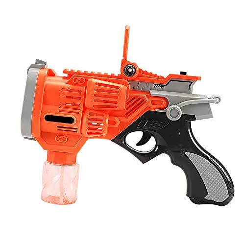 Elektrische Seifenblasenmaschine, für Kinder im Freien, Sommer, Party, Kinder, Seifenblasenpistole, Seifenblase, pädagogisches Spielzeug