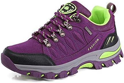 LEMOKIKI Women Outdoor Sports Climbing Hiking Shoes Trekking Sneakers Women's Running Shoes Lightweight Water Resistant Trekking Sneakers