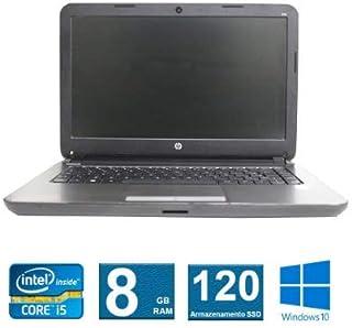 Notebook HP 240 G3 I5 4° Geração 8GB 120SSD